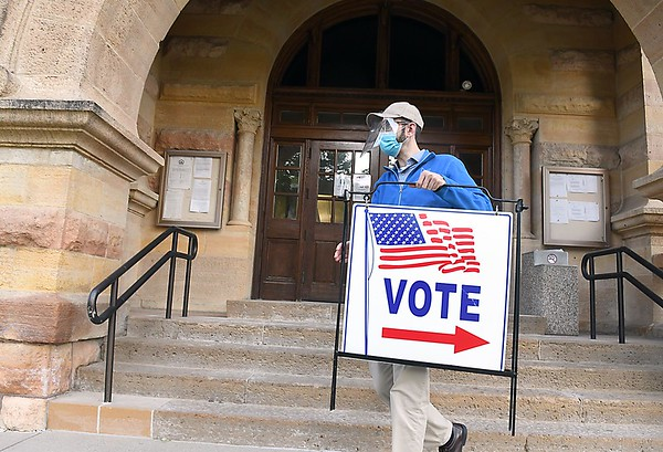 Early voting 4