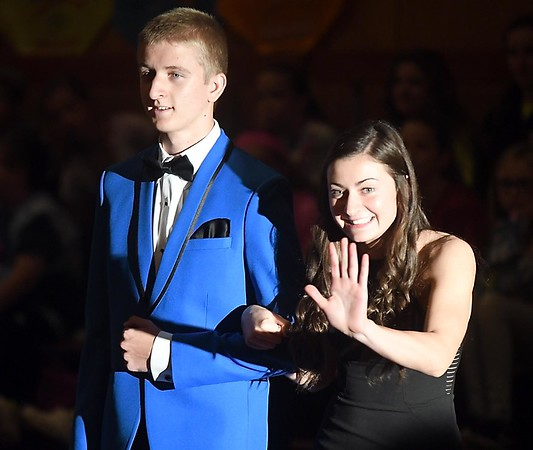 Loyola homecoming coronation