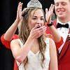 West crowns homecoming queen
