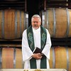 Blessing of the grapes at Chankaska