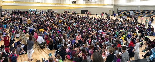 Prairie Winds Middle School opens 4