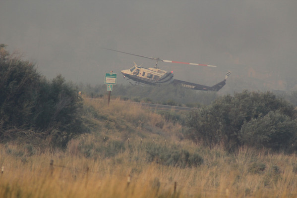 Wildfire Gallery: Cut-Off Fire 8/21/12