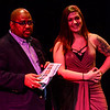 KRISTOPHER RADDER - BRATTLEBORO REFORMER <br /> People cheer on 12 contestants during the first Windham County's Got  Talent that was held at the Latchis Theatre on Thursday, Jan. 25, 2018.