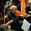 KRISTOPHER RADDER — BRATTLEBORO REFORMER<br /> The Windham Orchestra entertained elementary students at the Latchis Theatre, in Brattleboro, on Thursday, Nov. 1, 2018.