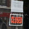 KRISTOPHER RADDER - BRATTLEBORO REFORMER<br /> Several business on Main Street in Brattleboro, Vt., closed up shop during Winter Storm Stella on Tuesday, March 14, 2017.