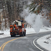 KRISTOPHER RADDER - BRATTLEBORO REFORMER<br /> Winter storm Riley leaves a wet mess as it passes over the area on Friday, March 2, 2018.