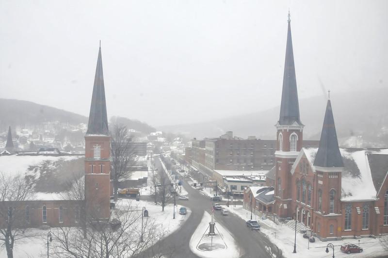 North Adams Snow