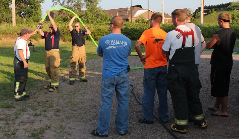 Woodruff Fire Training