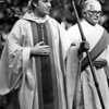 Gene Dzaman - The Record , Bishop Howard James Hubbard ordained and installed as the ninth Bishop of Albany at Siena College, March 27, 1977