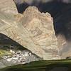 Photoksar, le village mythique du Zanskar. La photo dont je rêvais, entre ombre et lumière...
