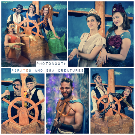 "2016-05 ""Pirates and Sea Creatures"" photobooth"