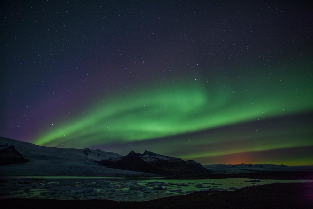 Aurora Borealis / Zorza polarna