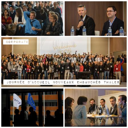 2015-11-24 Journée d'accueil des nouveaux embauchés de Thales Communications & Security