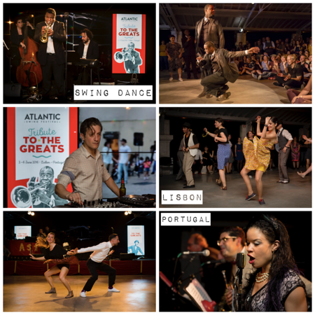 2016-06 Official photographer at the Atlantic Swing Festival
