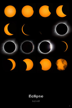 Total Solar Eclipse Poster Final Metal Text