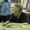 Wimberley author book fair at Community Center