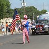 Wimberley Fourth of July parade 2017