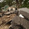 Wimberley Quarter damage at buildings