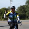 Photos of LiveStrong bike ride in Hays County