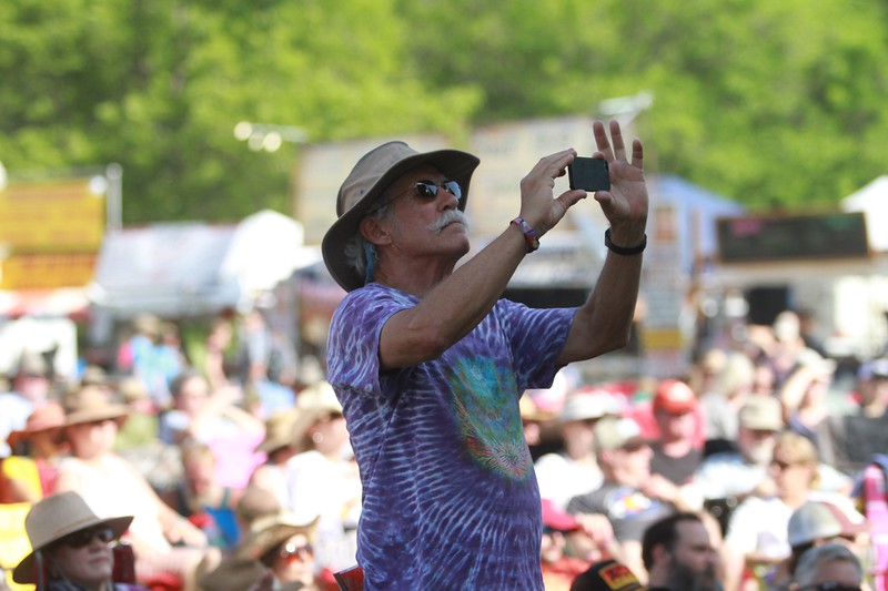 The 2017 Old Settlers Music Festival in Driftwood