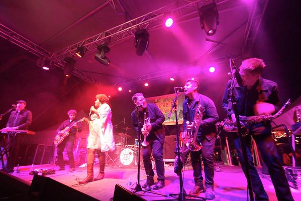 The 2016 Old Settler's Music Festival
