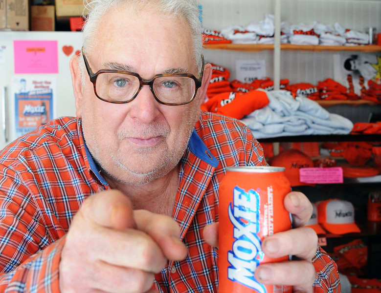 Frank Anicetti Portrait Session in The Moxie Store