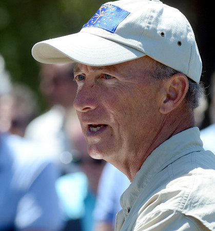 File Photo of Governor Mitch daniels fron June 2012.