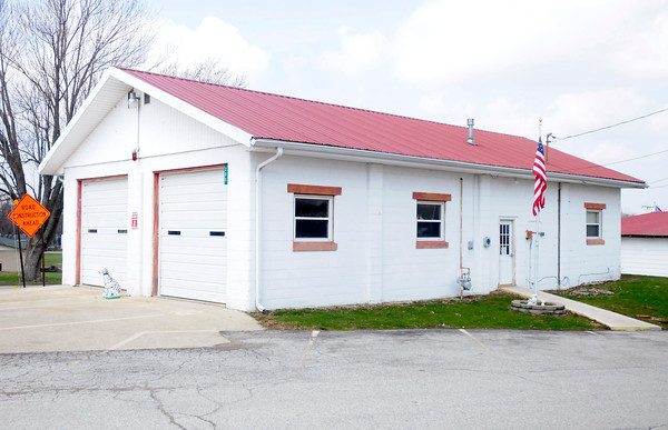 Don Knight | The Herald Bulletin<br /> The Lafayette Township Advisory Board voted to obtain the assets of the Frankton Volunteer Fire Department's after Frankton didn't renew their contract with FVFD.