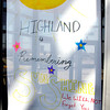 "John P. Cleary | The Herald Bulletin<br /> This poster greeted visitors to Highland Middle School Friday as students held ""Hat Day"" to raise money for classmate Suncerria Uditsky, who was called Sunshine,  and was killed in a bicycle accident."