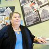 Don Knight   The Herald Bulletin<br /> Claudette Bettencourt owns Your Way Cafe and Conscious Creations downtown and would like to see better representation for downtown merchants even if she has to create her own association.