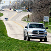 John P. Cleary | The Herald Bulletin<br /> The city of Anderson plans to extend 67th Street from Dr. Martin Luther King Jr. Boulevard east to Main Street in three phases starting in 2015.  This view along 67th Street looks west toward Dr. Martin Luther King Jr. Boulevard with this stretch being part of the first phase to extend to Ridgeview Road.