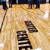 John P. Cleary | The Herald Bulletin<br /> The Geater Community Center held an open house Thursday afternoon to celebrate their remodeled facility and new gym floor.