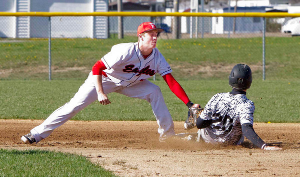 Lapel - Frankton Baseball