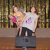 """Katy Stillwell, Lilly Thomas, Tyler McCorkle, Myan Quinones and Gabby Hosier perform """"Hard Knock Life"""" from the musical """"Annie"""" during rehearsal for the """"Let Us Entertain You"""" variety show at the Alexandria Commons Theatre."""