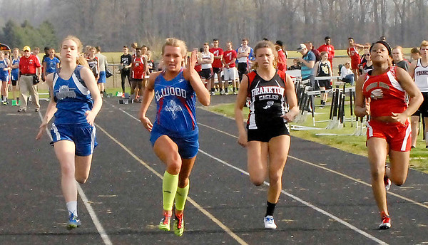 County Track and Field