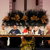 "Don Knight | The Herald Bulletin<br /> Glad Tidings Assembly of God presented their ""The Living Lord's Supper"" performance over the weekend."