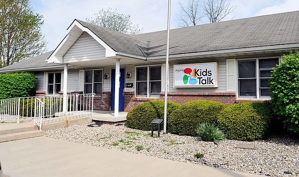 John P. Cleary |  The Herald Bulletin<br /> Kids Talk is located at 1102 W. 14th Street in Anderson.