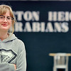 John P. Cleary | The Herald Bulletin<br /> Pendleton Heights High School senior Sidney Shoaf has won the Outstanding JAG (Jobs for America's Graduates) student of the year for Indiana.