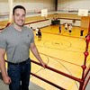 Don Knight | The Herald Bulletin<br /> Mark Springer is the new CEO of the YMCA. Originally from Ft. Wayne Springer worked previously for the Chesapeake YMCA.