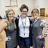 Don Knight | The Herald Bulletin<br /> From left, Esta Henderson, Caitlin Evans and Katie Torrence decided to start More Than Conquerors, which provides free after-school activities and low-cost camps in the summer months to more than 60 youth ages 9 to 15.