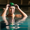 Don Knight | The Herald Bulletin<br /> The Herald Bulletin's girls swimmer of the year Pendleton Heights' Karly Riffey.