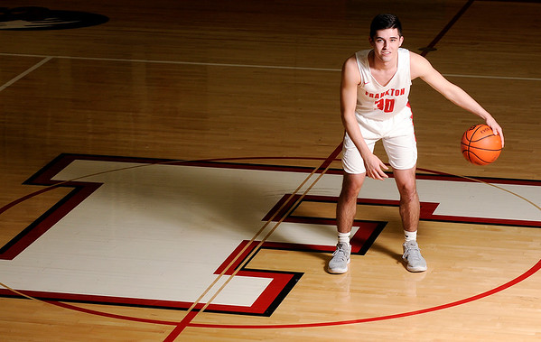 Don Knight | The Herald Bulletin Frankton's Kayden Key is The Herald Bulletin's Boys Basketball player of the year.