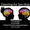 """The Madison County Juvenile Probation Department sponsored the """"Parenting the Teen Brain"""" seminar on three nights during the week of April 22nd. (Mark Maynard photo)"""