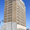John P. Cleary | The Herald Bulletin <br /> Core Redevelopment is in the process of refurbishing the Tower Apartments in downtown Anderson.