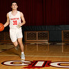 Don Knight | The Herald Bulletin<br /> Frankton's Kayden Key is The Herald Bulletin's Boys Basketball player of the year.