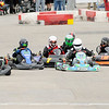 Don Knight | The Herald Bulletin<br /> Racers take off headed west on 9th Street at the start of a heat race during the Mayor's Cup downtown on Saturday.