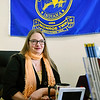John P. Cleary | The Herald Bulletin  <br /> Ashley Olibas is the new Executive Director of the Alexandria Monroe Chamber of Commerce.