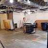 John P. Cleary | The Herald Bulletin  <br /> Work continues to remodel and enlarge Community Hospital's gift shop.