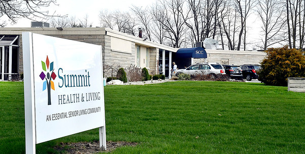 The Summit Health & Living senior living facility in Summitville has reported having 4 deaths due to the Coronavirus.