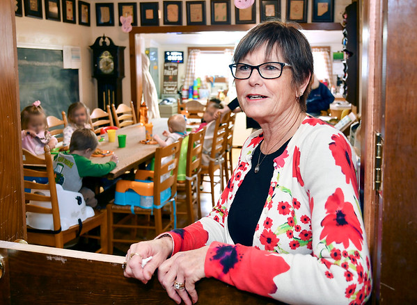 Kim Bourke, owner of Olevia's Gingersnaps Day Care in Lapel, has been the recipient of Paycheck Protection Program loans, or PPP, as a result of the pandemic.